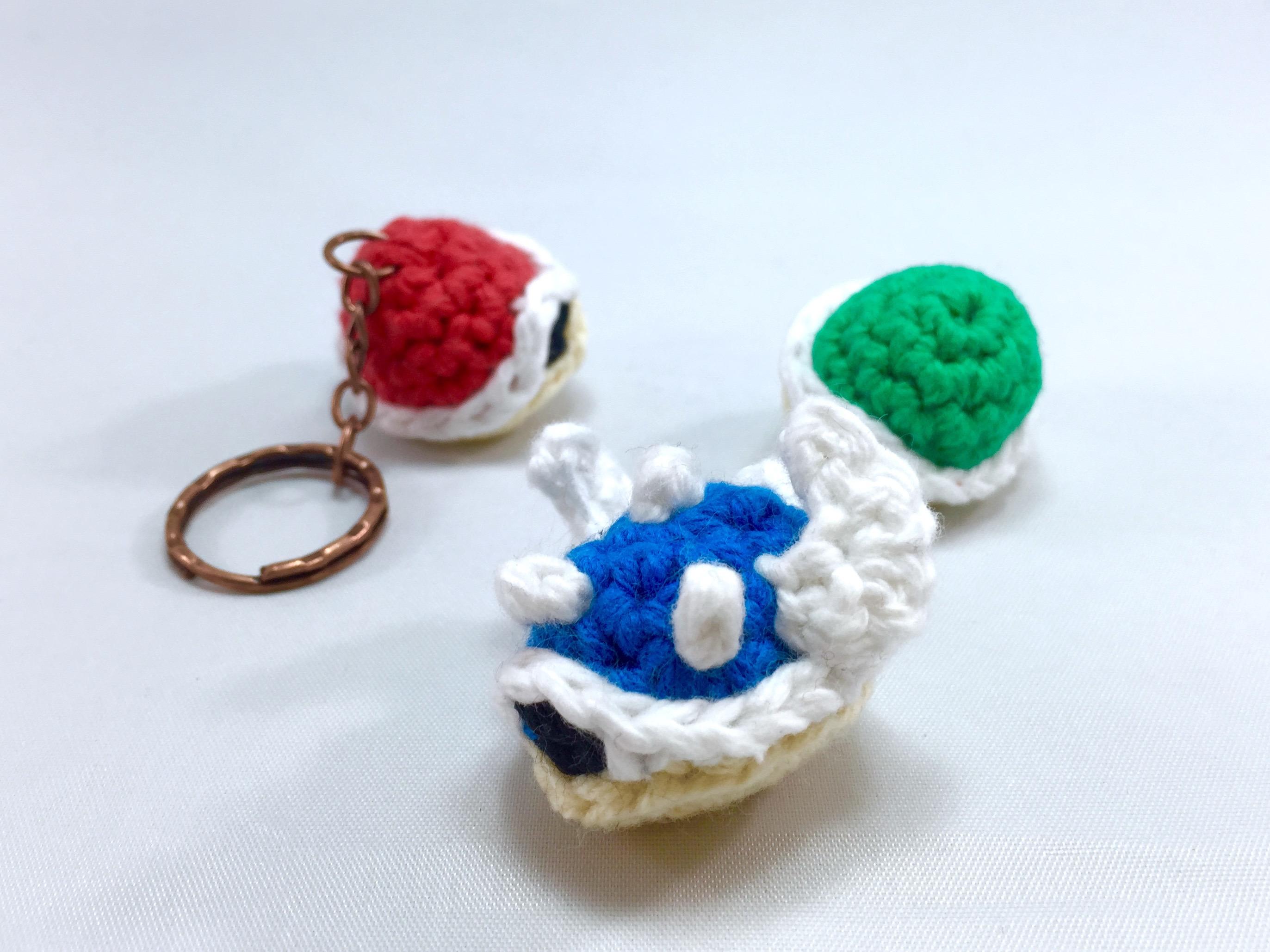 Amigurumi Super Mario Pattern : Mario Enemies from Super Mario Bros Crochet Patterns ...